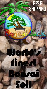 Bonsai Jack Soil and Soil Components.